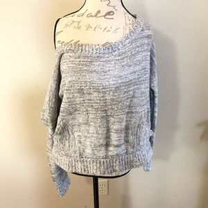 Free People Off-the-Shoulder Sweater